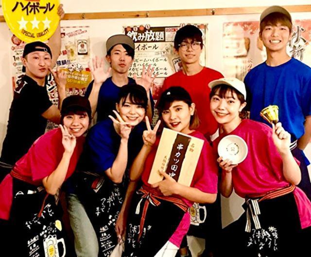 串カツ田中 中洲川端店の画像・写真